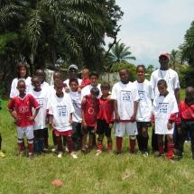 Ecole Belge Burundi VS l'école St Michel Archange
